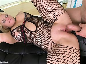 Brooklyn Bailey loves the muscular sword working rigid to pour out on her