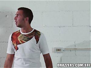 Brazzers - Bailey Blue - scream If You Like man-meat