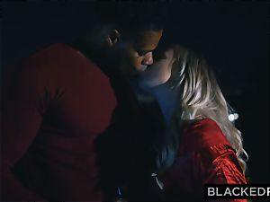BLACKEDRAW boyfriend with cuckold wish shares his ash-blonde gf