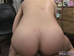 massive knob nubile 3some needed to make payments for a class or she would miss out on her