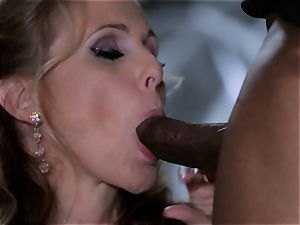 fairy godmother Julia Ann grants a meatpipes wish