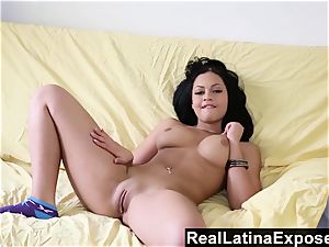 RealLatinaExposed Karissa is an accomplished at