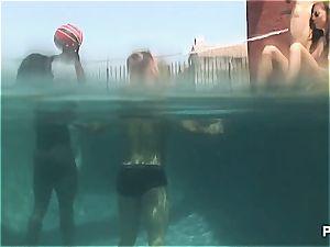 Pool party debauchery part three