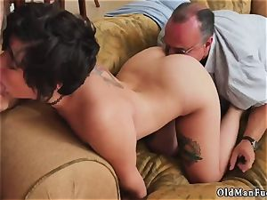 daddy it perceives so superb More 200 years of trunk for this beautiful dark haired!