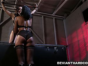 g/g dominance and strap-on action